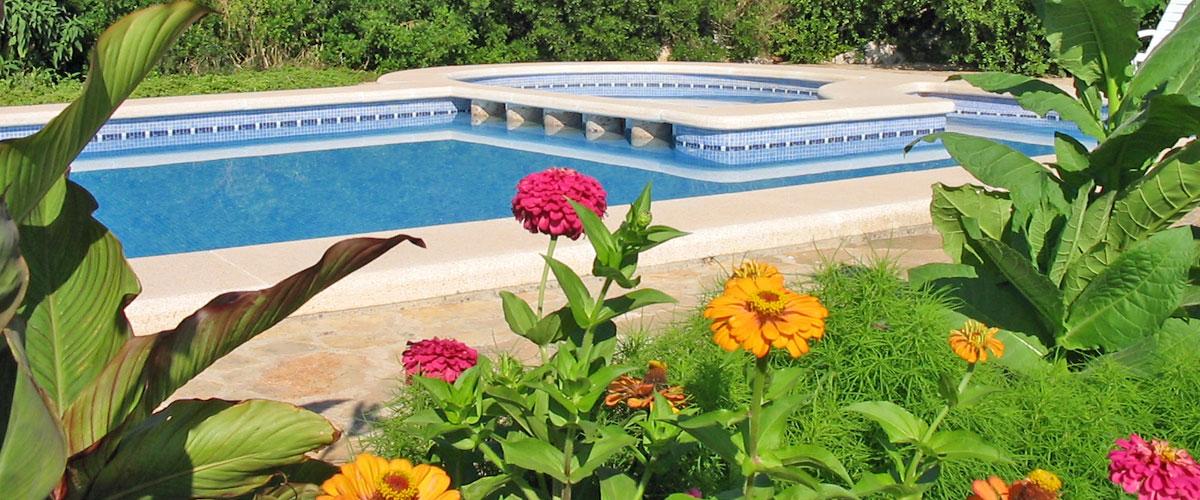 Finca Sa Cova piscina